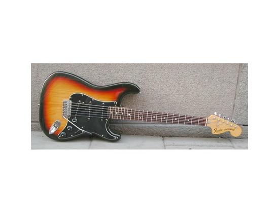 1979 Fender Sunburst Stratocaster ®