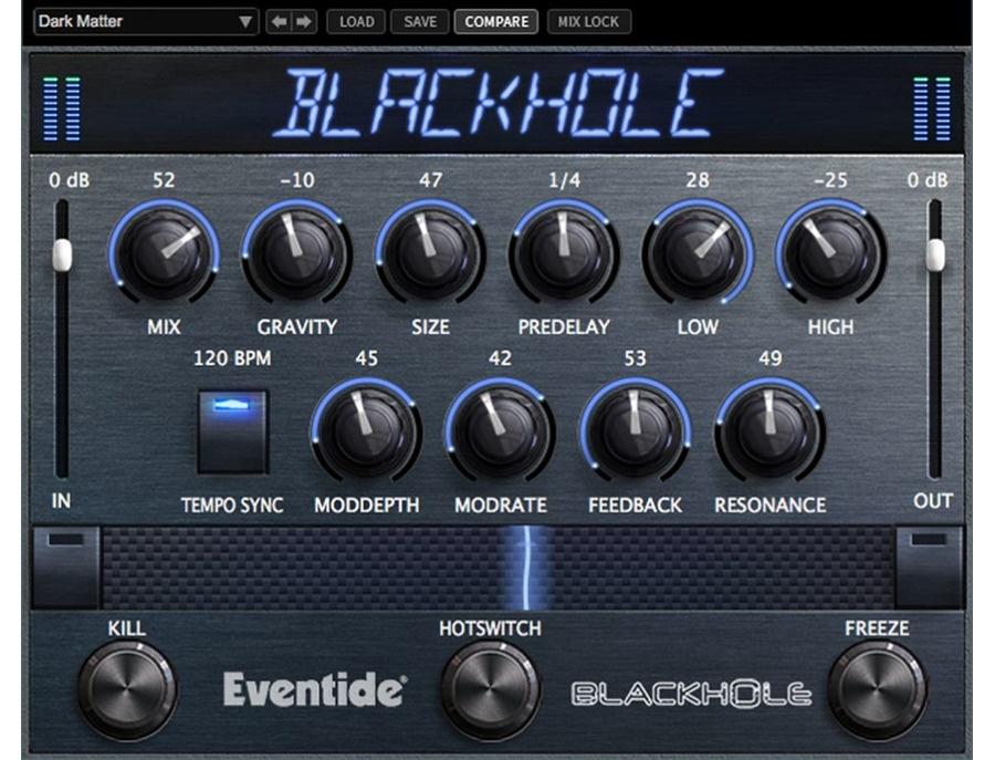 Eventide blackhole xl