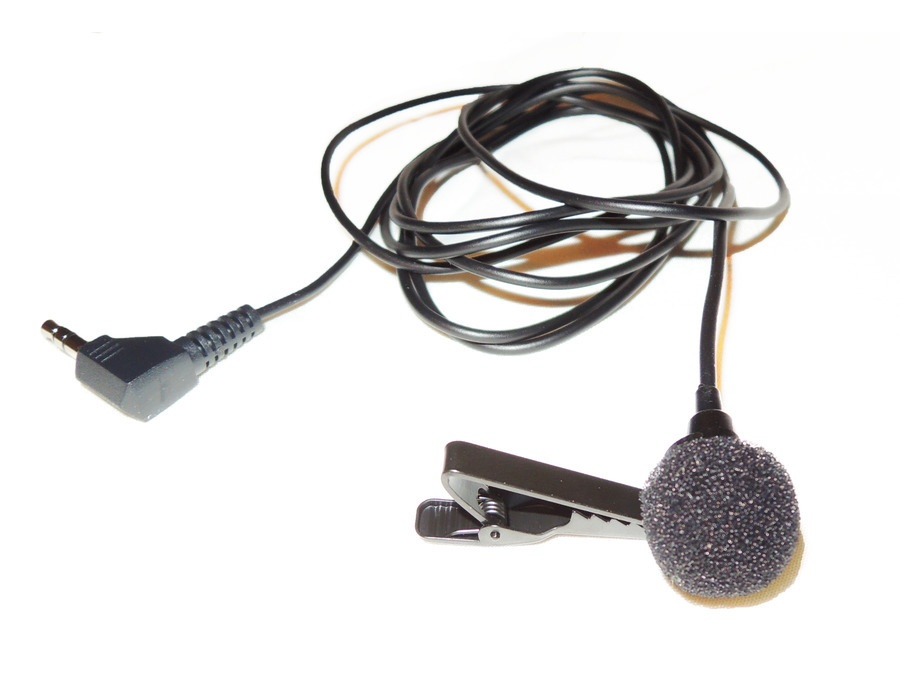 Giant Squid Audio Lavalier Mic