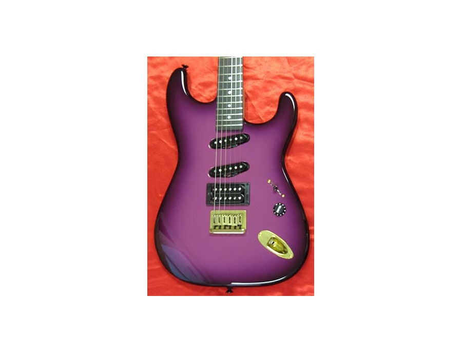 Charvel Jake E Lee Signature (Purple)