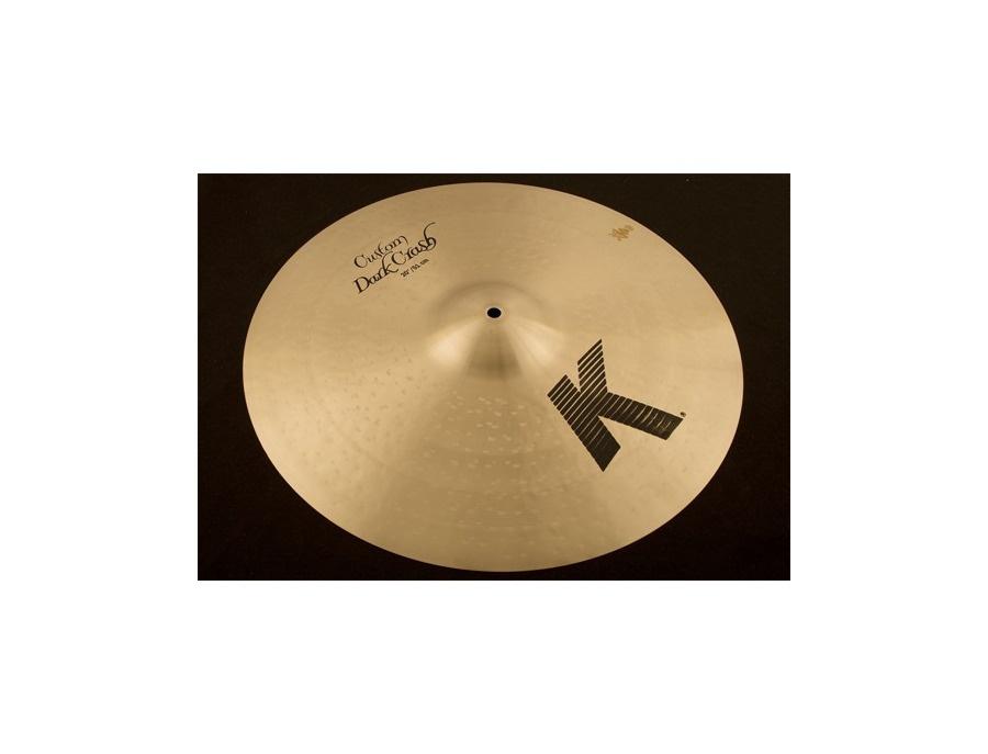 "Zildjian 20"" K Custom Dark Crash"