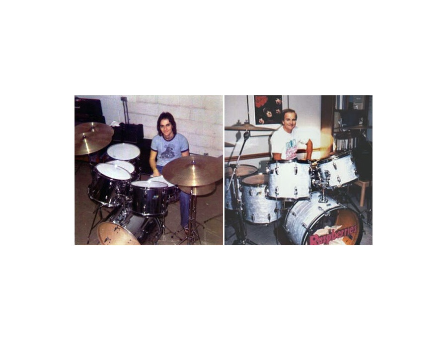 Ludwig custom 1972 drum kit xl