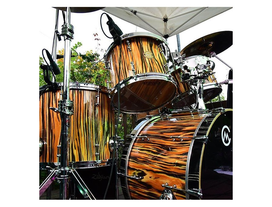 Cold Mountain Drums Modern Vintage Kit