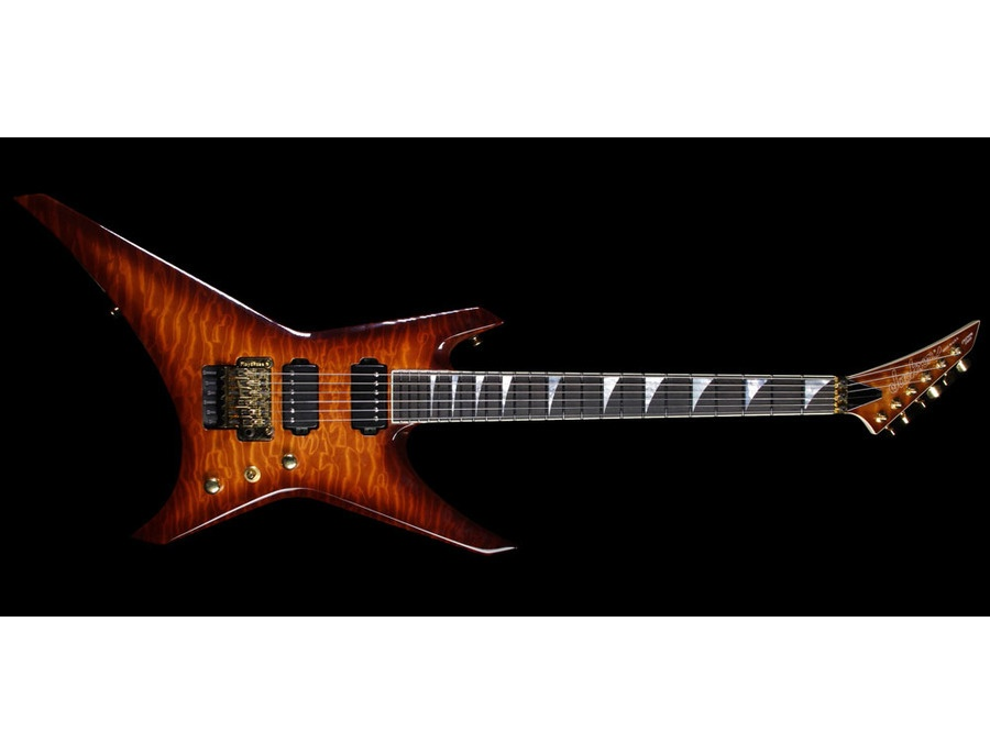 Jackson Custom Shop Warrior
