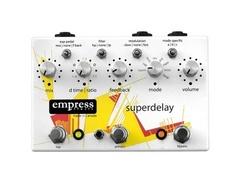 Empress superdelay delay pedal new design s