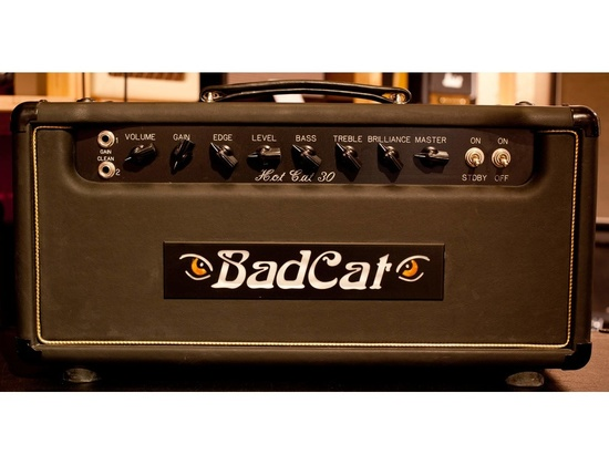 Bad Cat Hot Cat 30R Guitar Amp Head