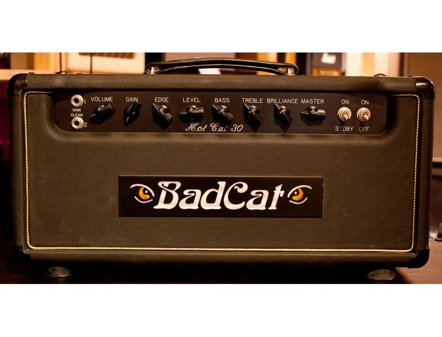 Bad Cat Hot Cat 30R Guitar Amp Head