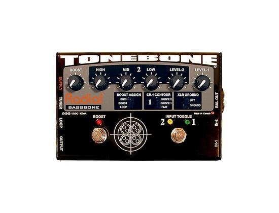 Radial Engineering Tonebone Bassbone