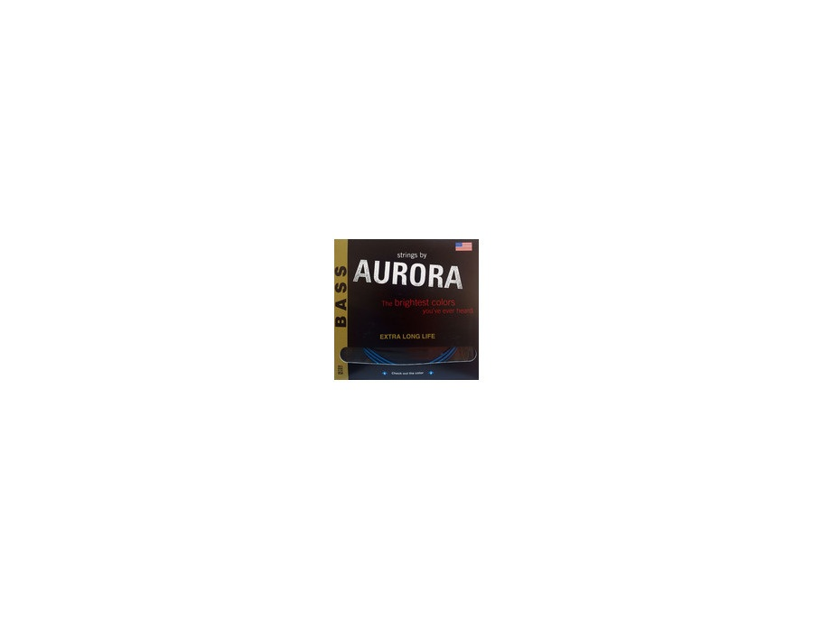 Aurora Bass Strings