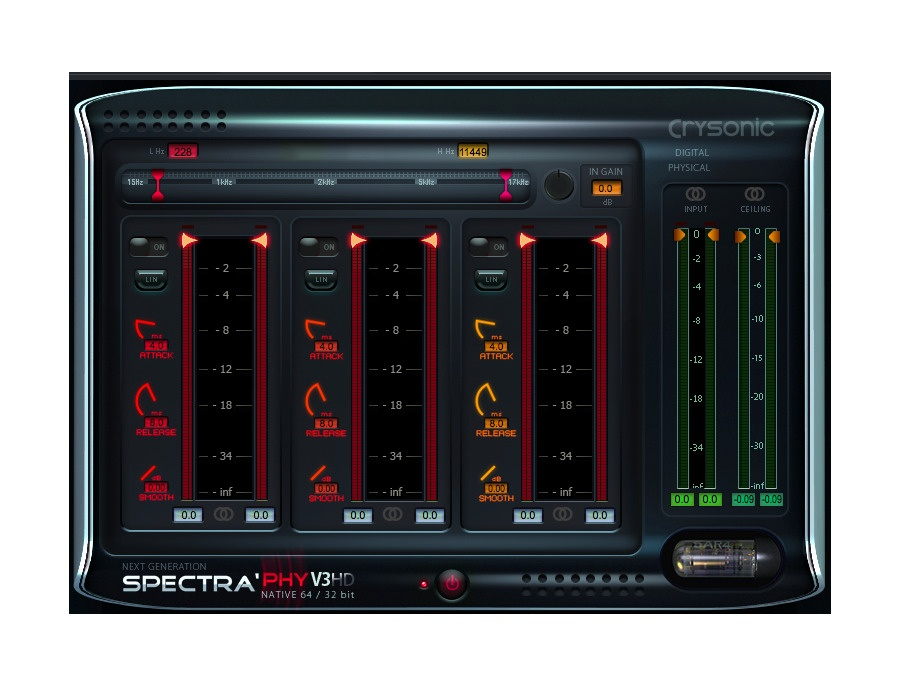 Crysonic Specta'Phy V3HD