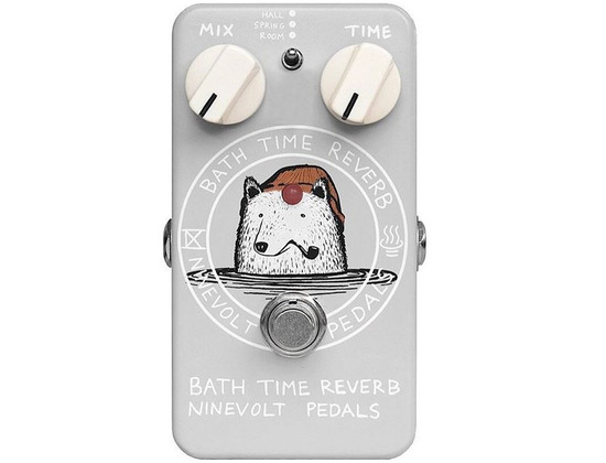 Ninevolt Bath Time Reverb
