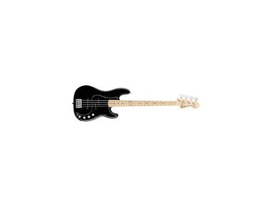 Fender American Deluxe Precsion Bass Black