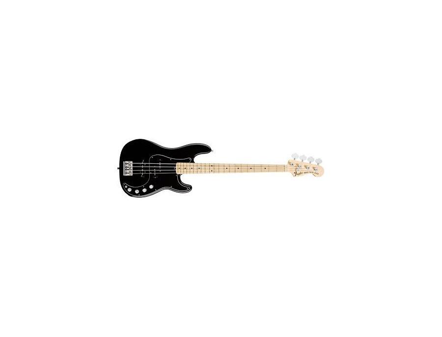 Fender American Deluxe Precsion Bass Black