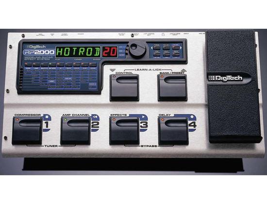digitech rp2000