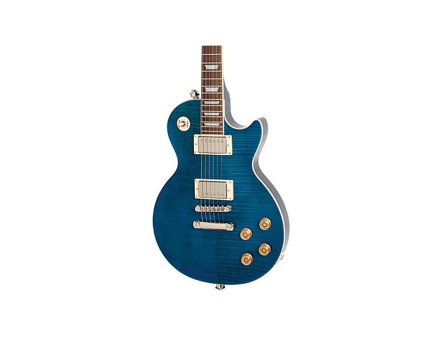 Epiphone Les Paul Tribute Plus midnight sapphire