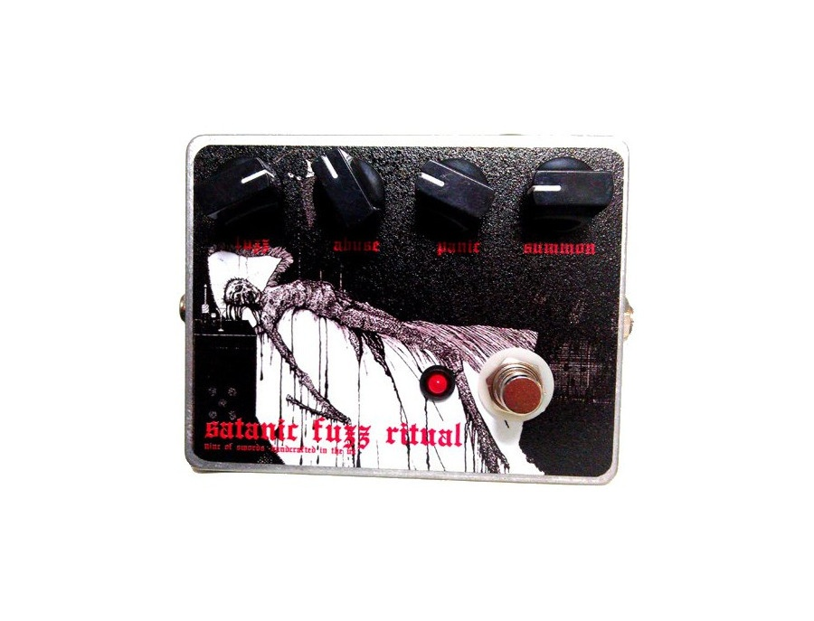 Nine of Swords Satanic Fuzz Ritual
