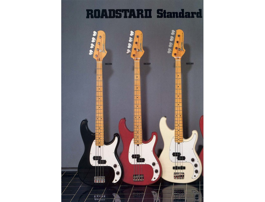 ibanez 1984 roadstar ii bass rb630 reviews prices equipboard. Black Bedroom Furniture Sets. Home Design Ideas