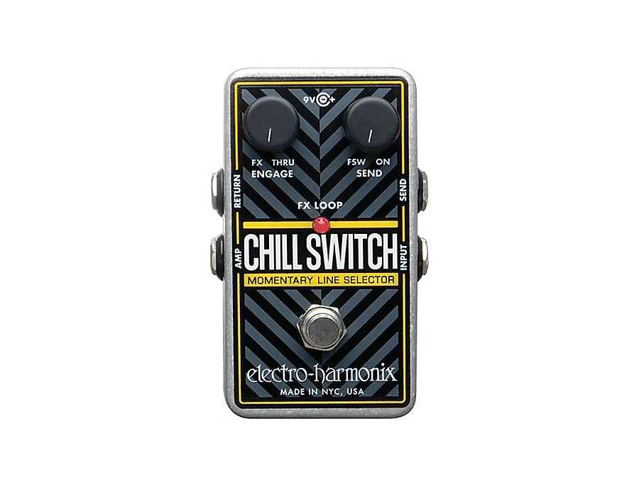 Electro harmonix chill switch momentary line selector xl