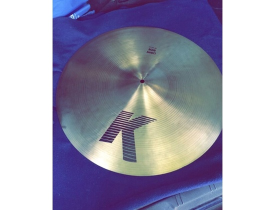 "Zildjian 20"" K Light Ride"