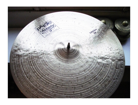 "Paiste Twenty 20"" Crash"