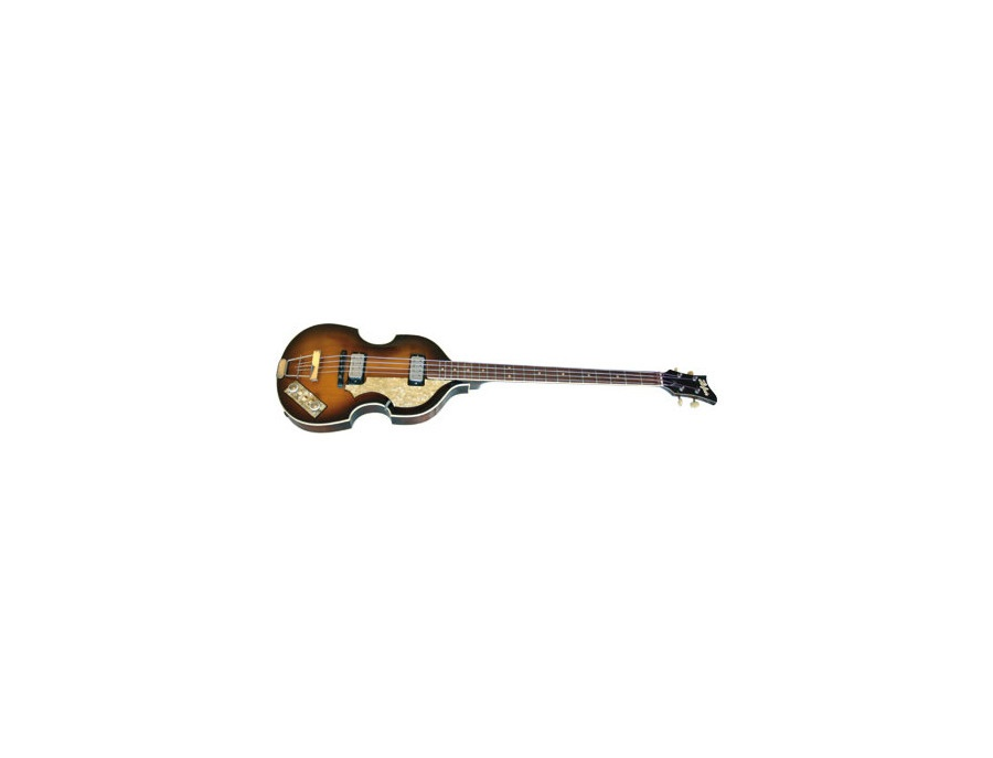 Hofner Violin Beatles Classic Bass 1965 66