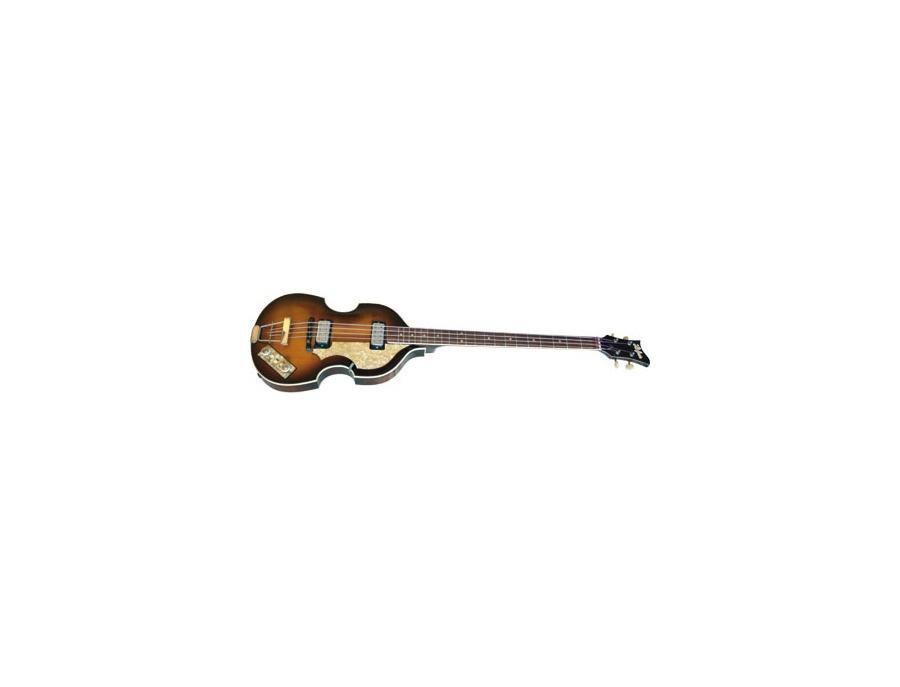 Hofner Violin Beatles Classic Bass 1965 66