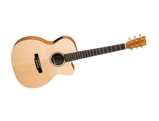 Martin X Series OMCX1KE Cutaway Acoustic-Electric Guitar