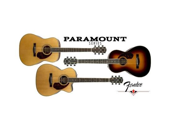 Fender Paramount series