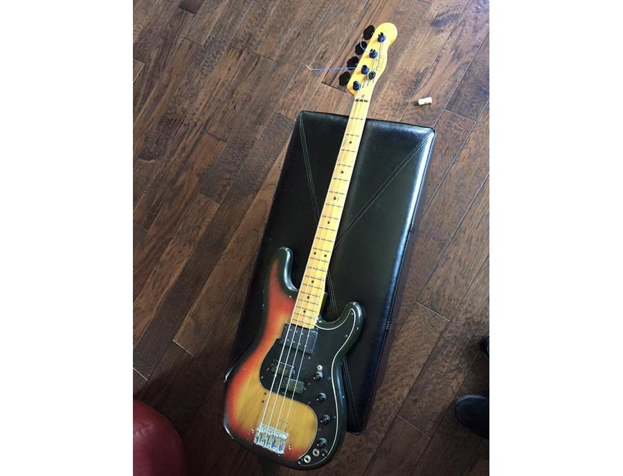 Fender Precision Bass Modified Billy Sheehan