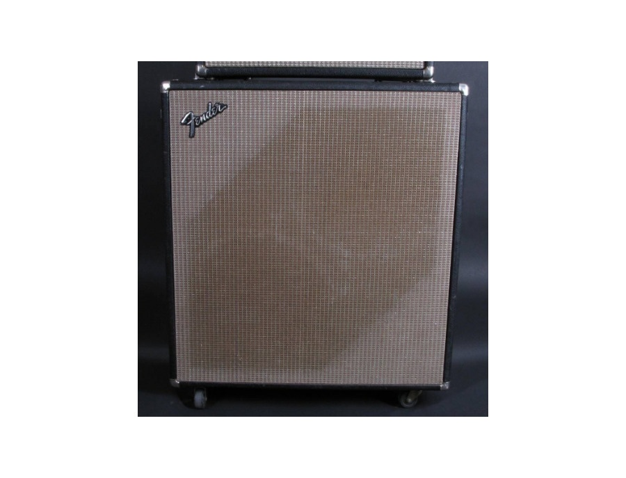 1970s Fender Bassman 2 15 Cab Reviews Amp Prices Equipboard 174