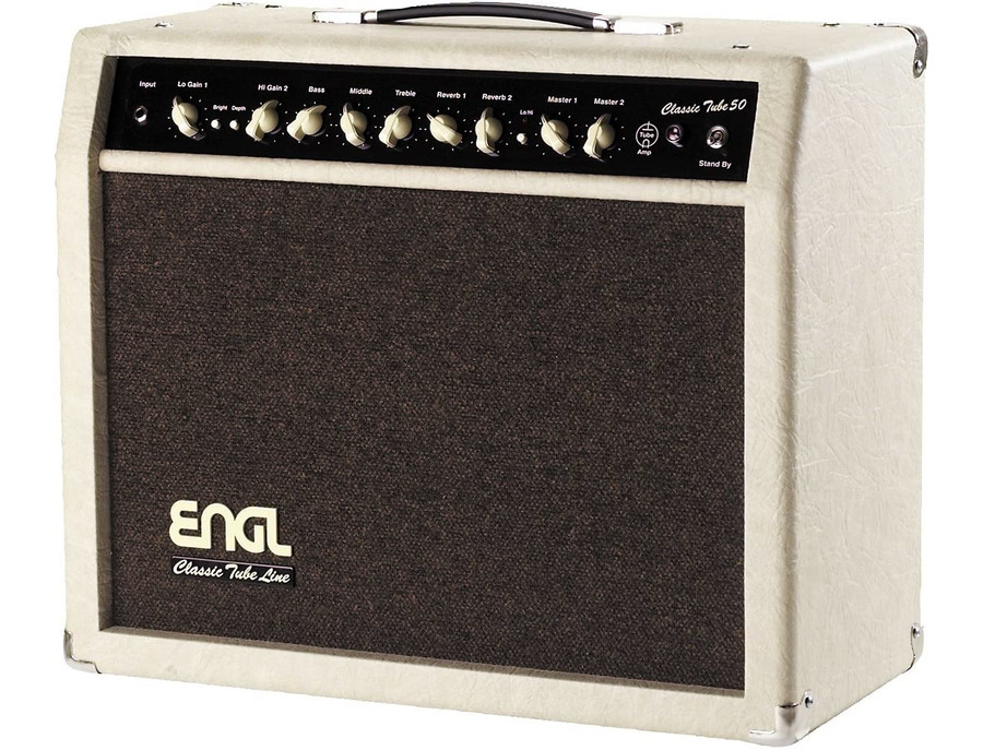 Engl Classic Tube 50 2x12 Combo Cabinet