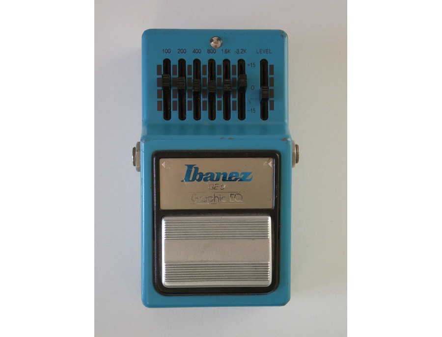 Ibanez GE 9 Graphic Equalizer