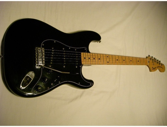 Squier Stratocaster Sq series