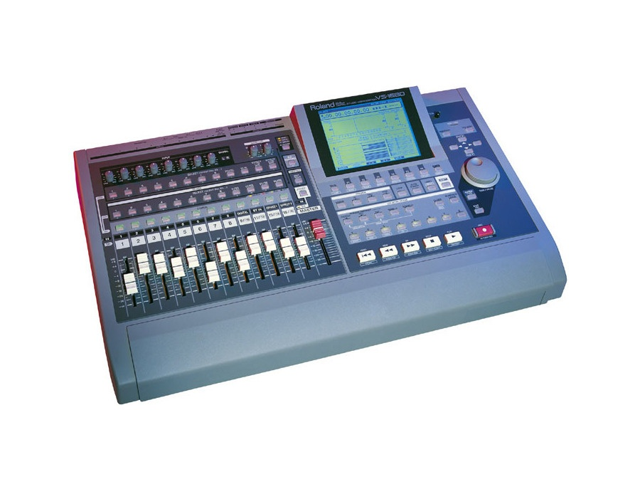 Roland vs 1680 digital studio workstation xl