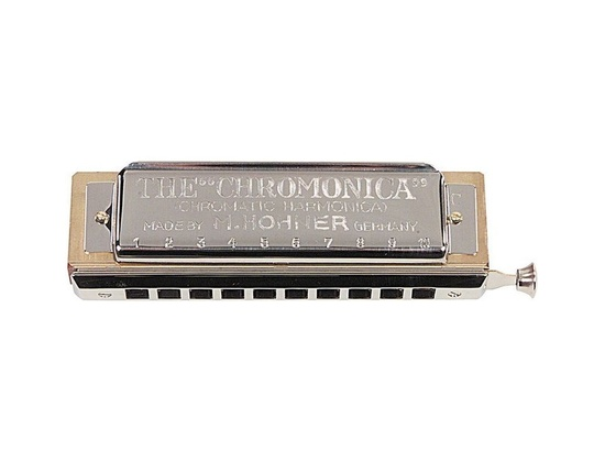 "Hohner ""The Chromonica"""
