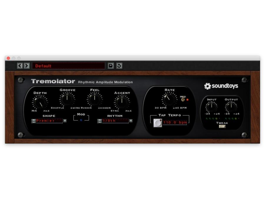 Soundtoys Tremolator
