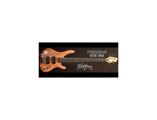 Washburn Force 5 ABT Séries