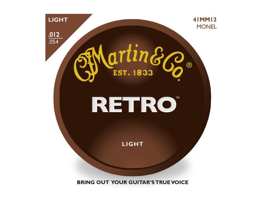 Martin Guitars Retro MM-12 Light