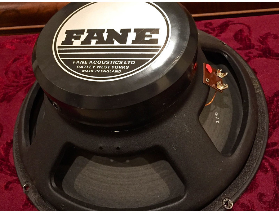 "Fane 125558 ""Classic 50"" 12 inch Speaker"
