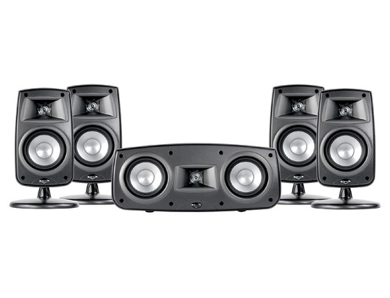 Klipsch Quintet 5.0 Home Theatre Speakers (3G)