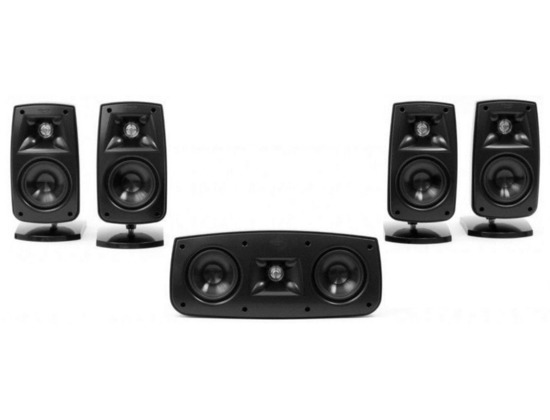 Klipsch Quintet 5.0 Home Theatre Speakers (4G)