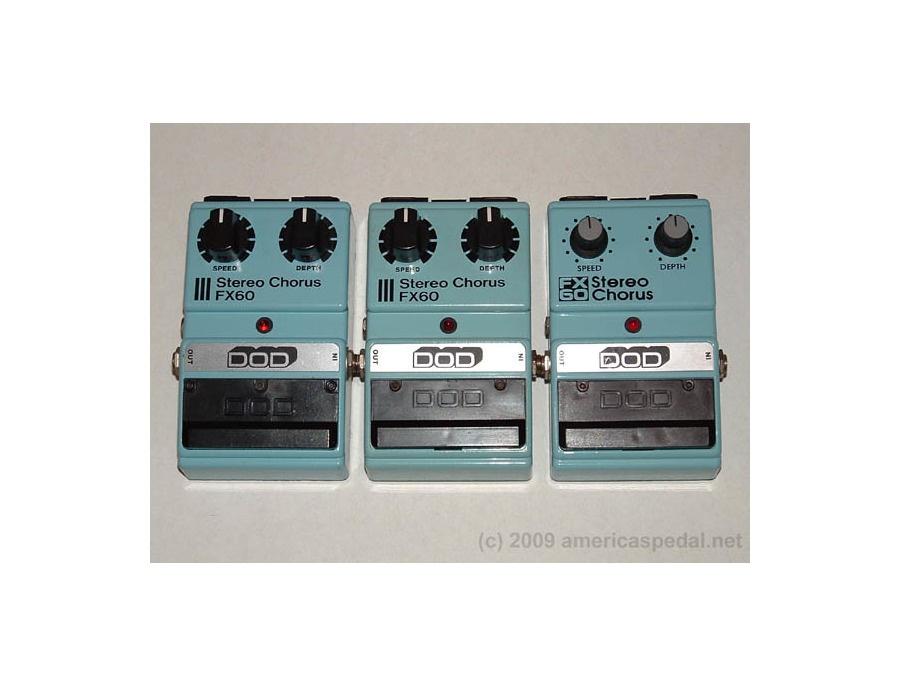 DOD FX60 Stereo Chorus