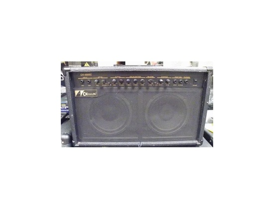 Charvel CH-400SC solid state amp