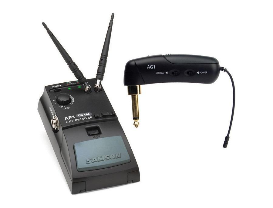 Samson Airline Wireless Guitar System