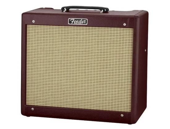 Fender Limited Edition Blues Junior III Wine Red