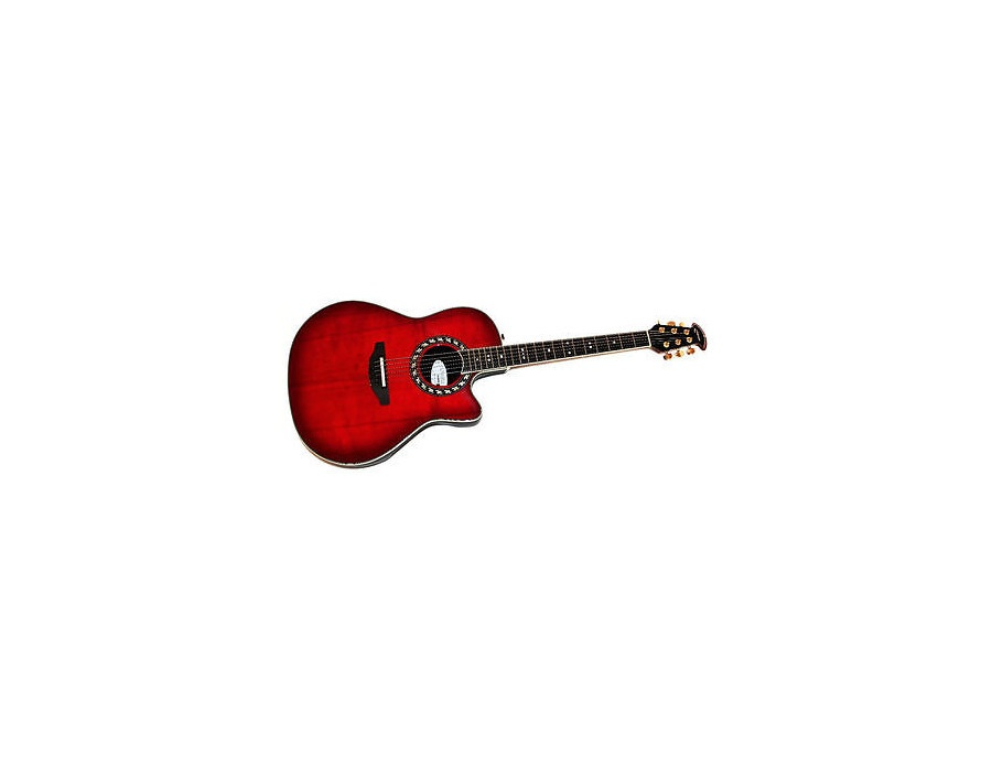 Ovation Legend Cherry Red