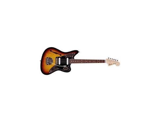 Fender Jaguar Thinline Sunburst