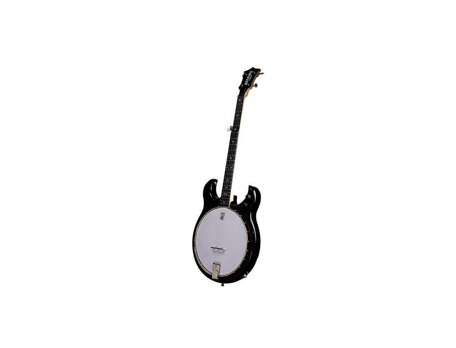Deering crossfire electric banjo xl