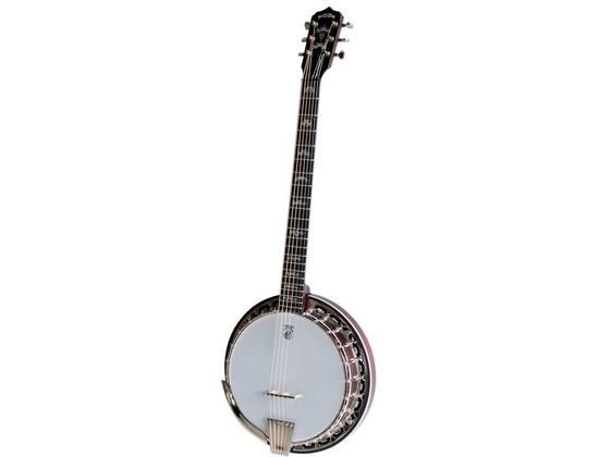 Deering Bantar 6-string guitar banjo