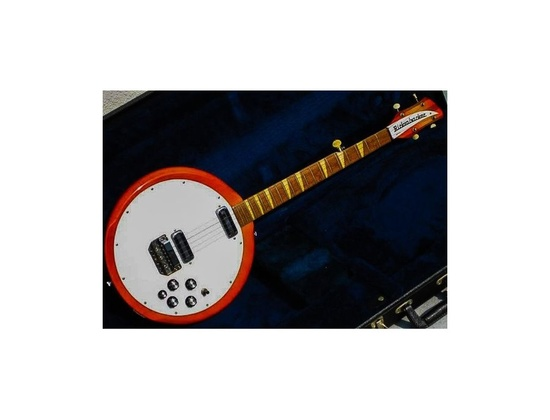 1967 Rickenbacker 6000 Bantar electric 5 string banjo